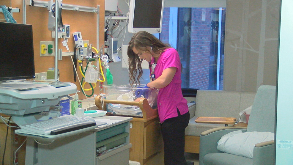 New Golisano Children\'s Hospital nurse has special connection to ...
