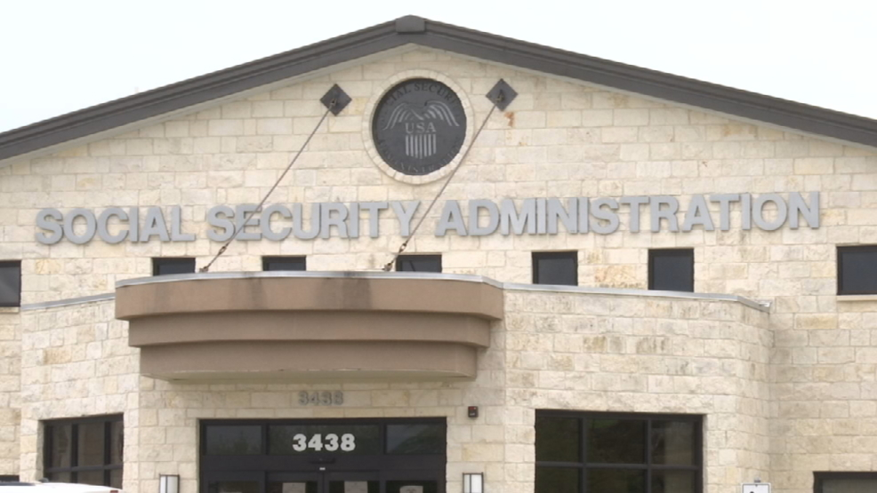 Superb Social Security Office Shuts Down On Southcross For Repairs