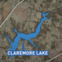 Crews recover body of man who drowned while fishing on Claremore Lake