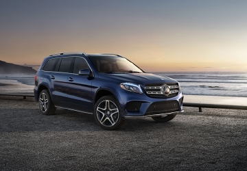 Mercedes recalls about 48K SUVs to fix air bag sensor