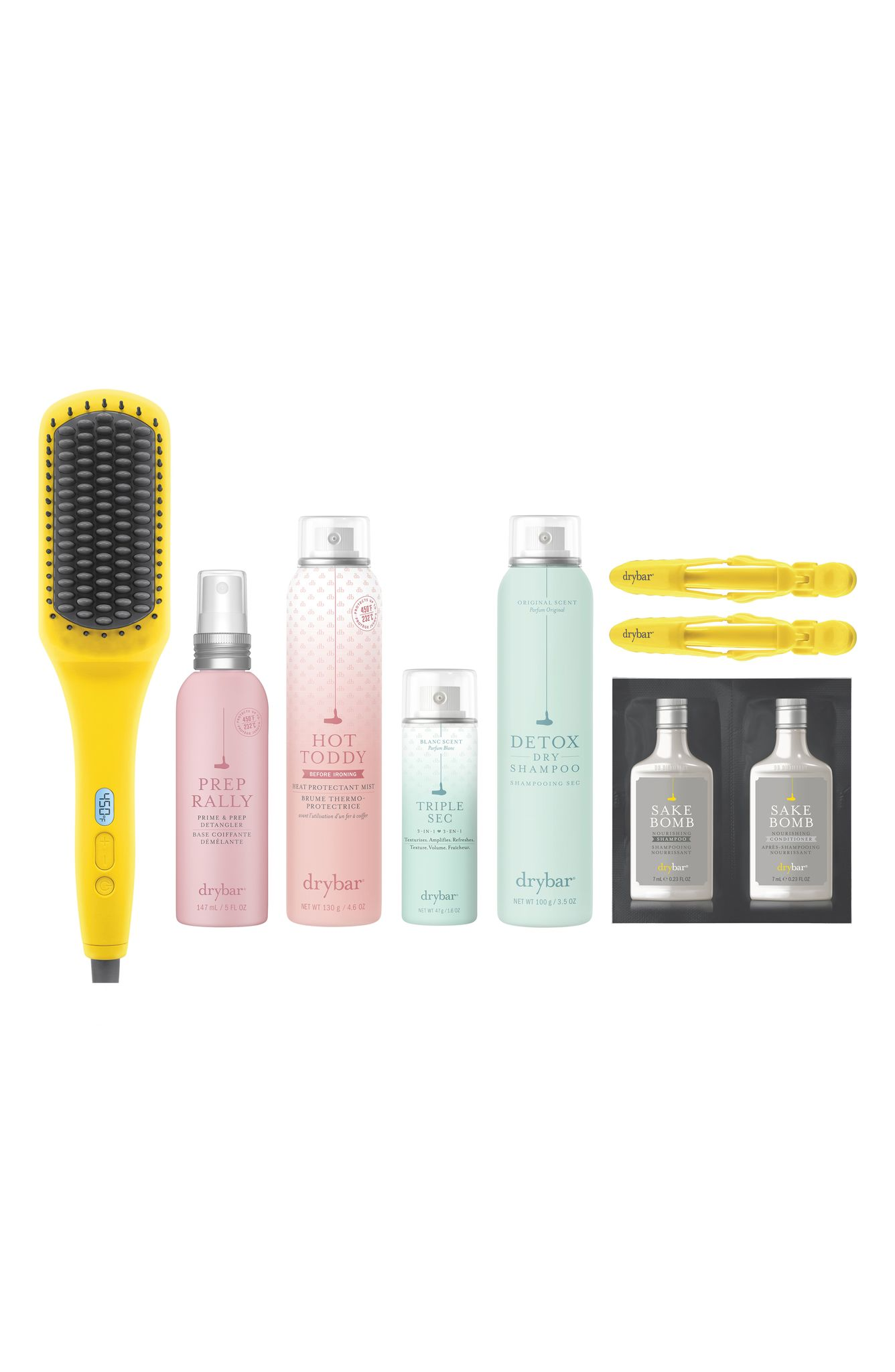 Drybar Get Brushin' and Crushin' Set (normally $238): NOW $165 (Image: Nordstrom){ }