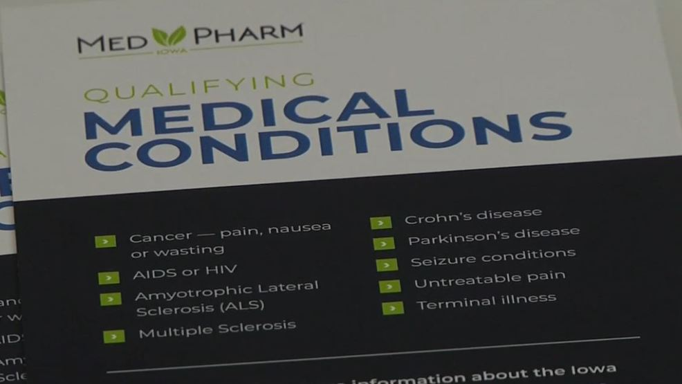 MedPharm Iowa answers corridor's questions on medical