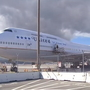 United flies Boeing's 'Queen of the Skies' into retirement