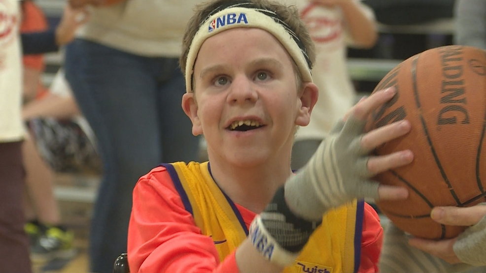I Challenge Niko- Challenger Basketball makes its debut in Central New York