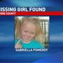 Boone County 4-year-old girl reported missing found safe