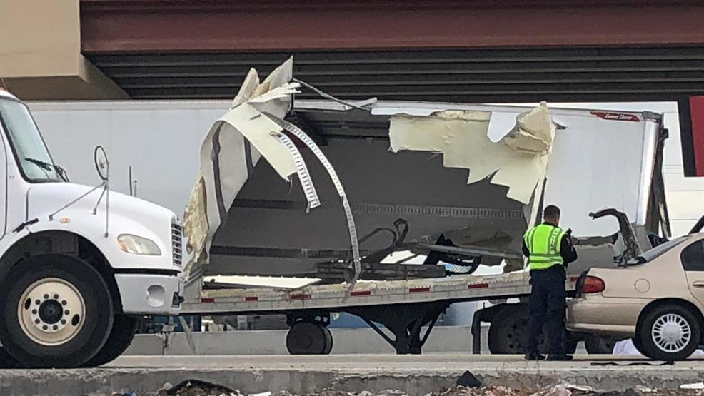 Update: I-10 east at Americas reopens after deadly crash