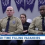 Police agencies struggle to fill vacancies
