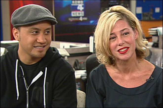 Mary Kay Letourneau and Vili Fualaau are seen in a KOMO News file photo.