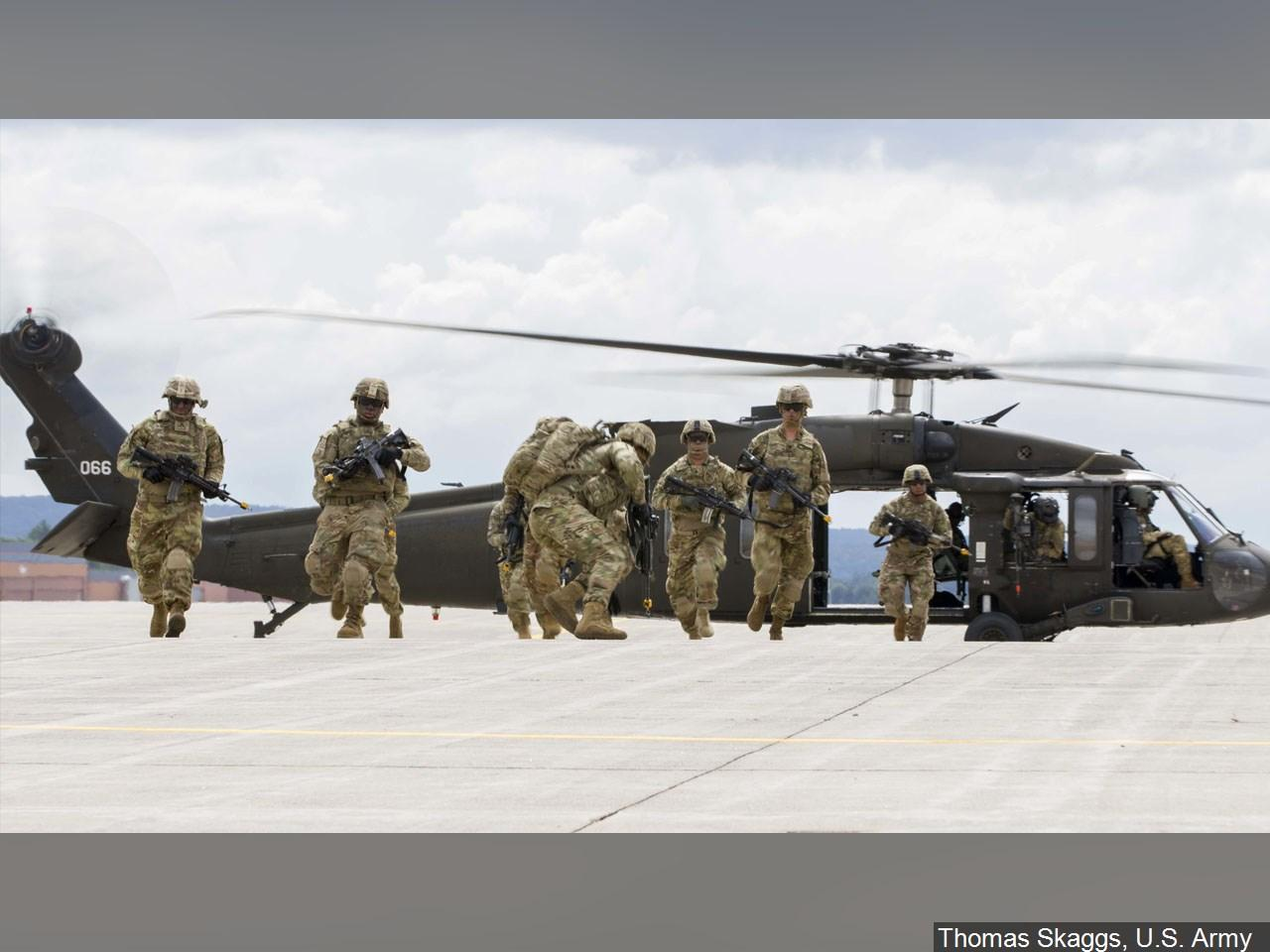 A U.S. Army Reserve unit based in Logan in northern Utah is deploying to Kuwait. (Photo: MGN)