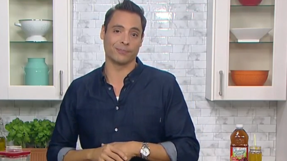 Cook Once Eat Twice With Food Network Star Jeff Mauro Khgi