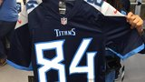 WATCH: Tennessee Titans reveal new uniforms