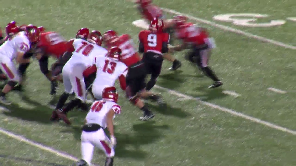 Team of the Week 11.29.16: Steubenville Big Red