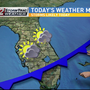 Storm chances increase Thursday, cooler weekend ahead