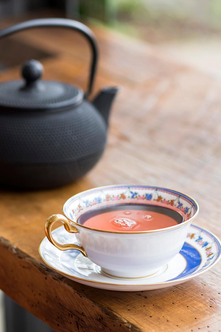 <p>The teas are sourced from Churchill's Fine Teas. / Image: Allison McAdams // Published: 7.1.19 </p>