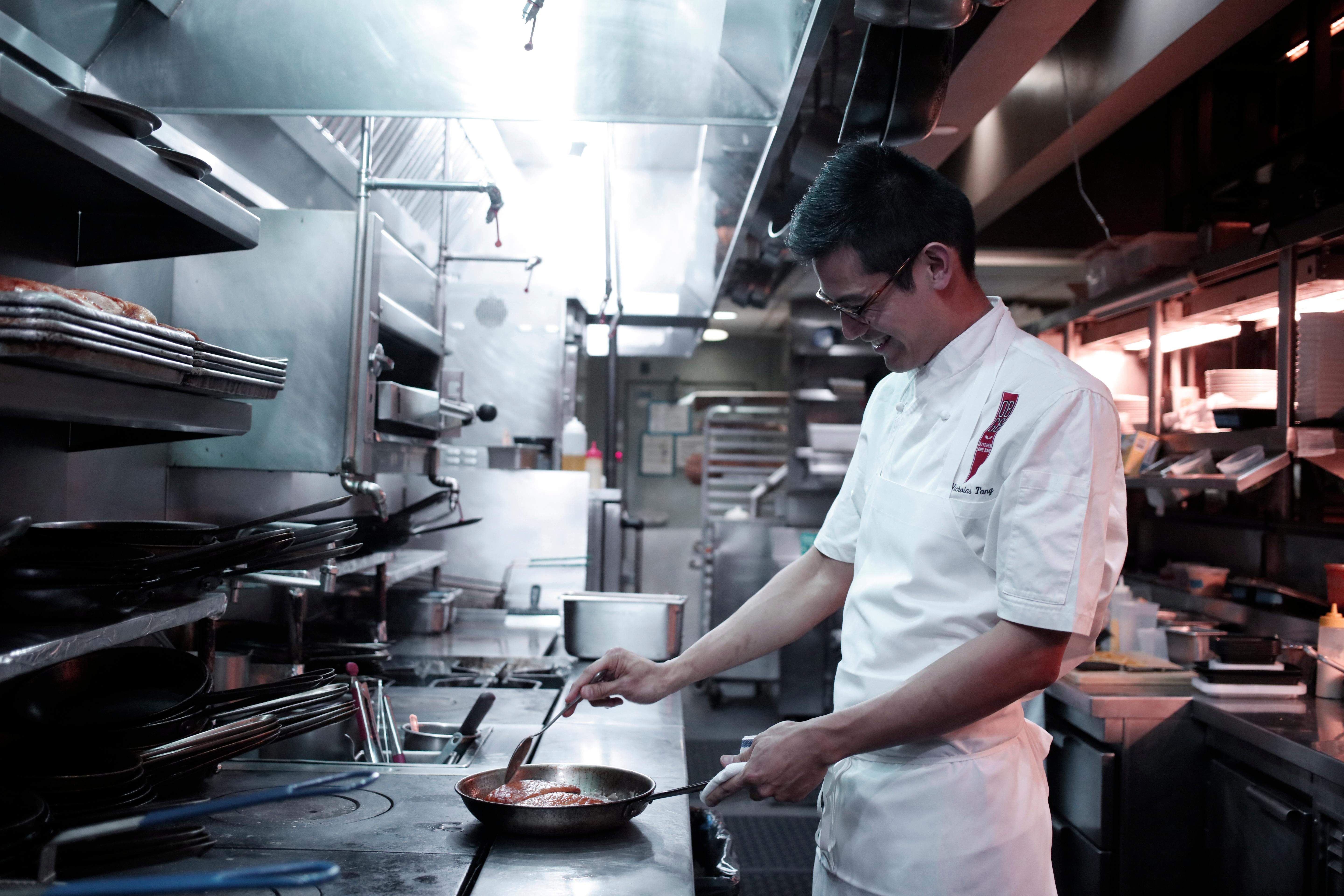 DBGB's executive chef Nicholas Tang was also a part of our 34 Under feature.{&amp;nbsp;}<p></p>
