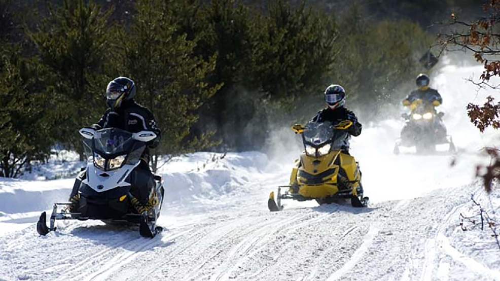 Dnr Announces Updates To Snowmobile Trails In Northern