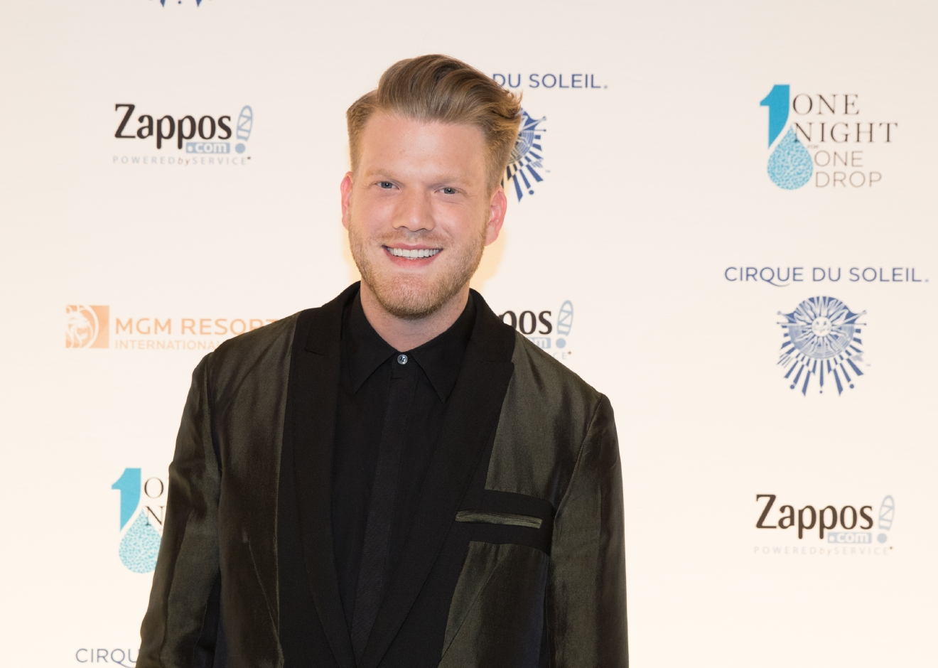 Scott Hoying from Pentatonix at One Night for One Drop 2017. (Photo courtesy of Erik Kabik/ErikKabik.com)