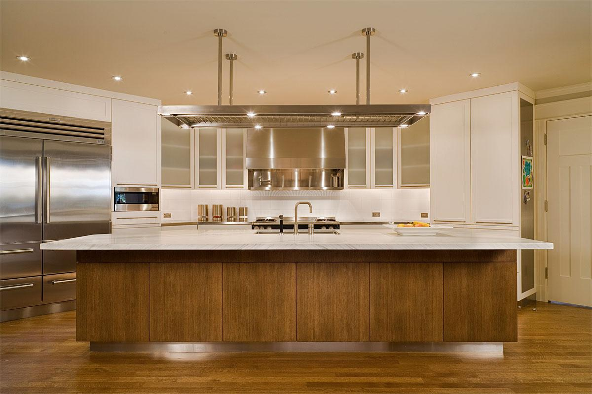 This Kirkland Project Was Completed By Conard Romano Architects Image Klein Kitchen