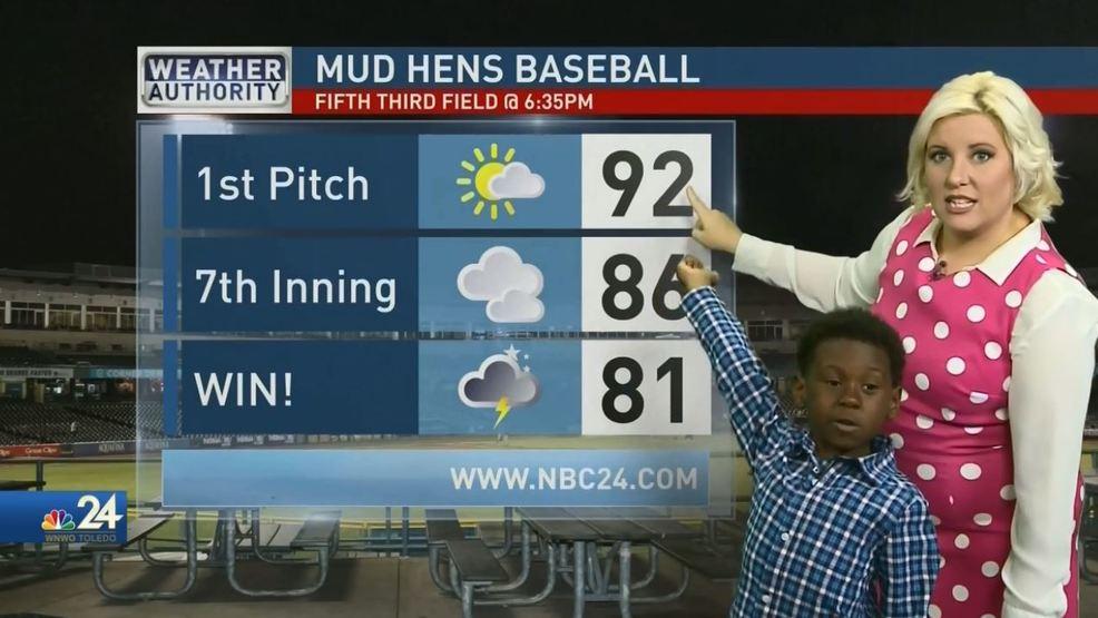Weather Kid: James | WNWO