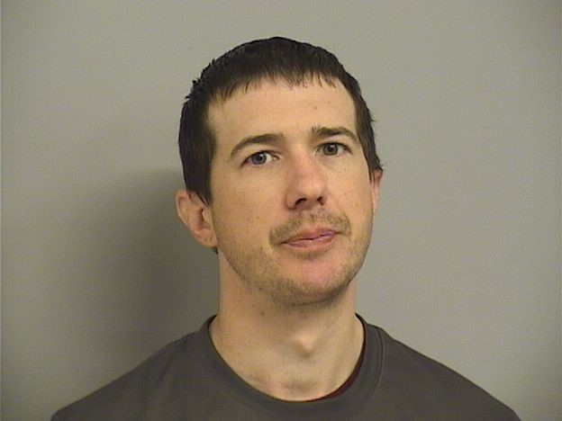 Tulsa County deputies arrested 33-year-old Jared Reeder. (Courtesy of Tulsa County Jail)<p></p>