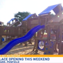 Playground in memory of Webster boy opening this weekend