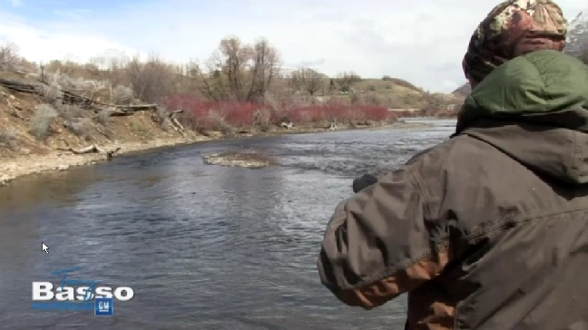 Salt lake city outdoors news weather sports breaking for Fly fishing salt lake city