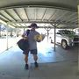 VIDEO: Dancing mailman caught on camera, brings smile to customer in Port Neches