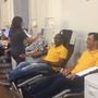 Lake Worth church takes part in mega blood drive