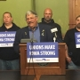 VIDEO: Union files lawsuit against collective bargaining changes