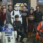 Fans flock to local theaters for latest Star Wars movie