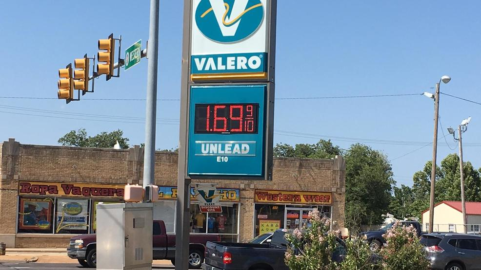 Gas Prices Okc >> Lowest Gas Price In Nation In Okc Kokh