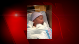 Baby delivered in bathtub by Kiel officer