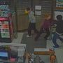 Store clerk confronts 3 teens caught stealing from a Big 5