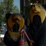 Medford's Black Bear Diner has wooden bear stolen during daylight hours