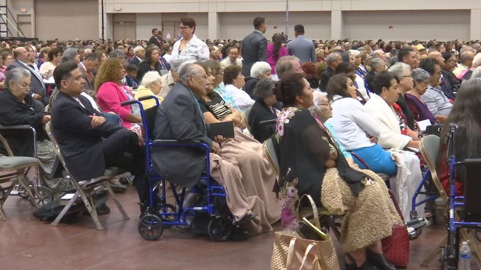 """El Paso Convention Center hosting """"Love Never Fails"""""""