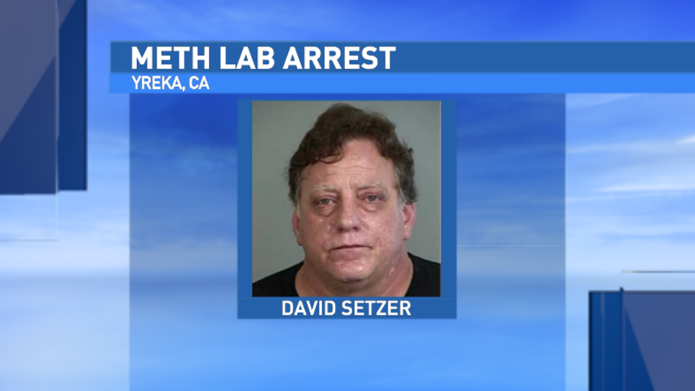 Search warrant prompts meth lab arrest | KTVL