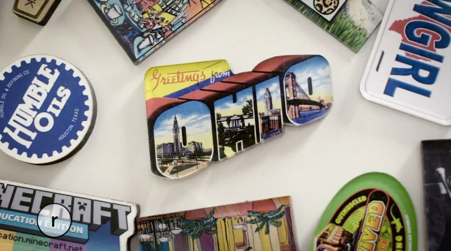 Morris Magnets has been making decorative magnets in the Seattle area for more than 20 years. (Image: Seattle Refined)