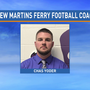 Chas Yoder named new head football coach at Martins Ferry