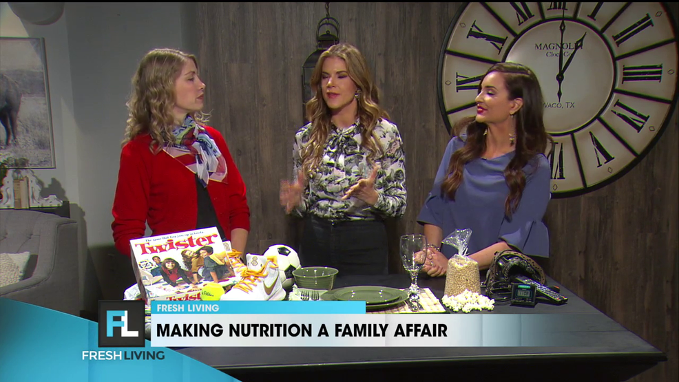 Making Nutrition a Family Affair