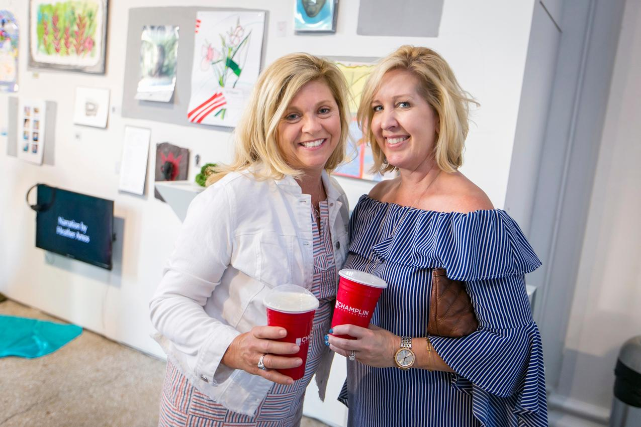 Nancy Mitchell and Tricia Reynolds{ }/ Image: Mike Bresnen Photography // Published: 6.17.18