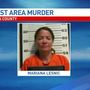Woman charged with first degree murder after rest stop shooting