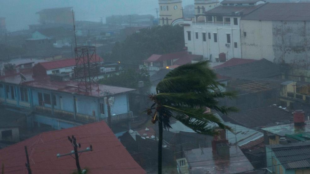 After Battering Haiti Hurricane Matthew Hits The Bahamas Wset