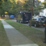 Police standoff ends in Kalamazoo with suspect still on the run