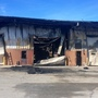 Officials suspect cause of massive fire was a space heater inside of a box truck