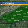 Rain brings flooding concerns to all of western N.C.