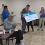 McCurley Integrity Subaru shares the love with Meals on Wheels, donates $30k