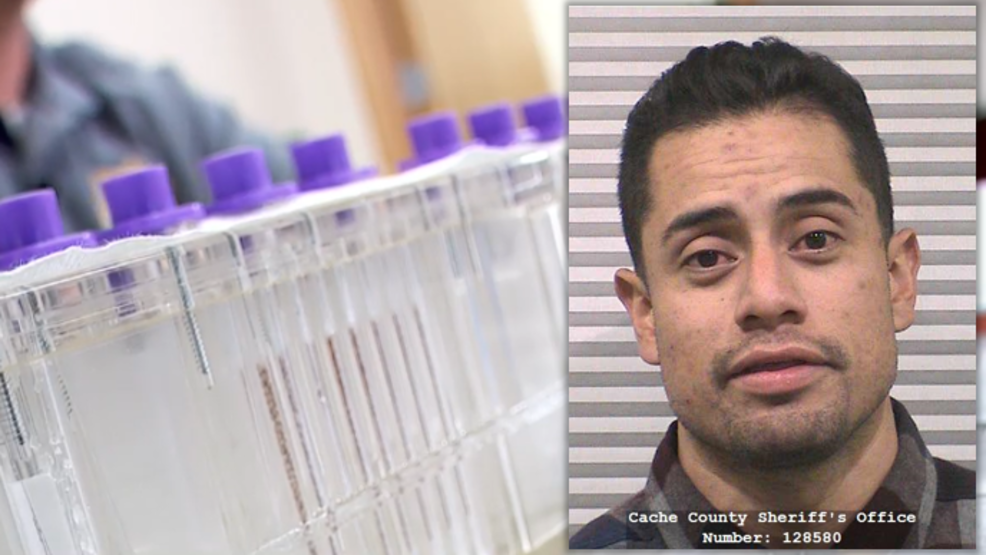 Utah's first guilty plea with Rapid DNA technology took just weeks to close case