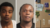 Md. men arrested after 164 heroin capsules, 62 bags of crack, weed seized in traffic stop
