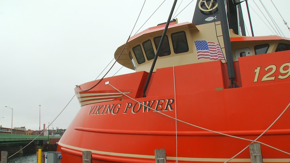 New scalloper vessel, with unique shape, joins fleet in New Bedford