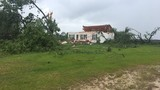 EF-1 tornado causes damage in Crisp County Tuesday